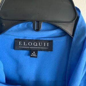 Eloquii Tops - Eloquii sleeveless blouse
